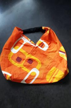 sac origami orange